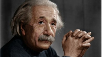 Photo of Albert Eynşteyn kimdir?