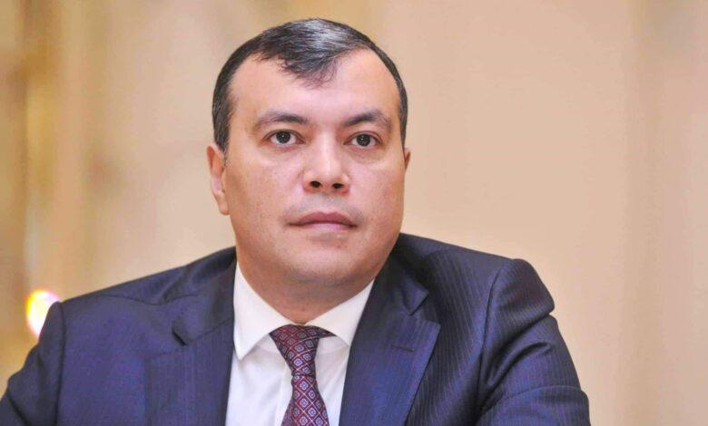Sahil Babayev Darija Kisiç Tepavçeviç ilə görüşüb