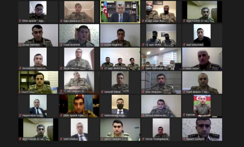 Sahil Babayev ermeni fasizmi ile mubarize
