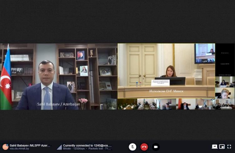 Sahil Babayev erməni terror hücumları barədə məlumat verib